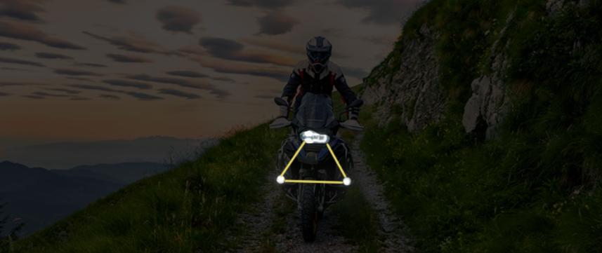 МР#30: Почему мотоцикл не видят?